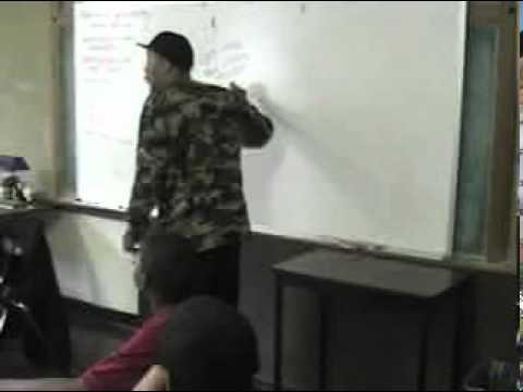 JC School Lecture