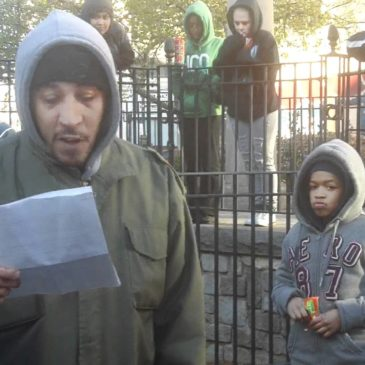 Justice For Trayvon Rally – Worcester, MA